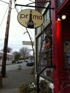 Prima: Whidbey Island French Bistro