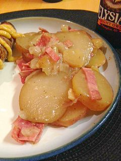 Oktoberfest German Potato Salad