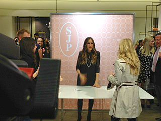 SJP at Nordstrom Seattle