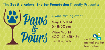 Paws and Pours 2014