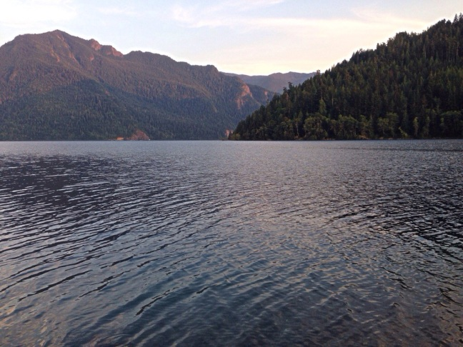 Lake Crescent View