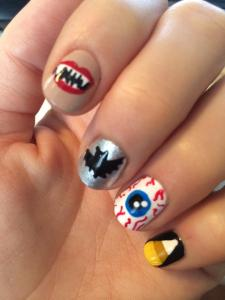 Nightmare Nails