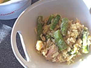 Chicken asparagus casserole 2