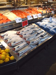 central market fish
