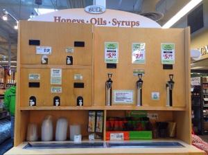central market honey