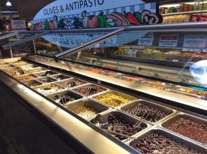 central market olives