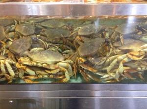 central market crab