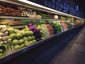 central market veggies