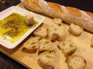 Herb Bread Oil