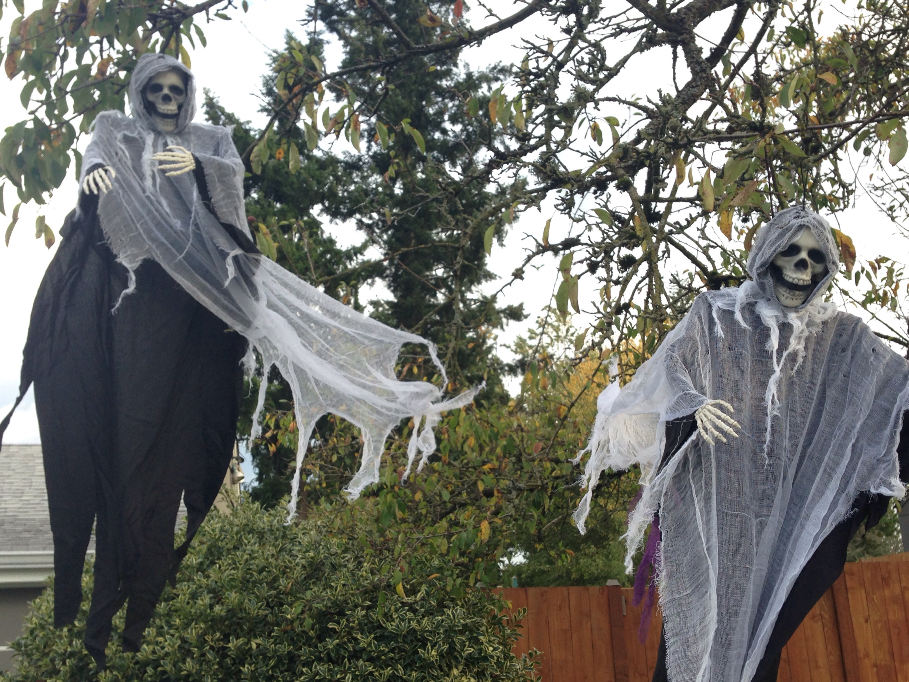 halloween yard decor 2015 - Halloween Yard Decor